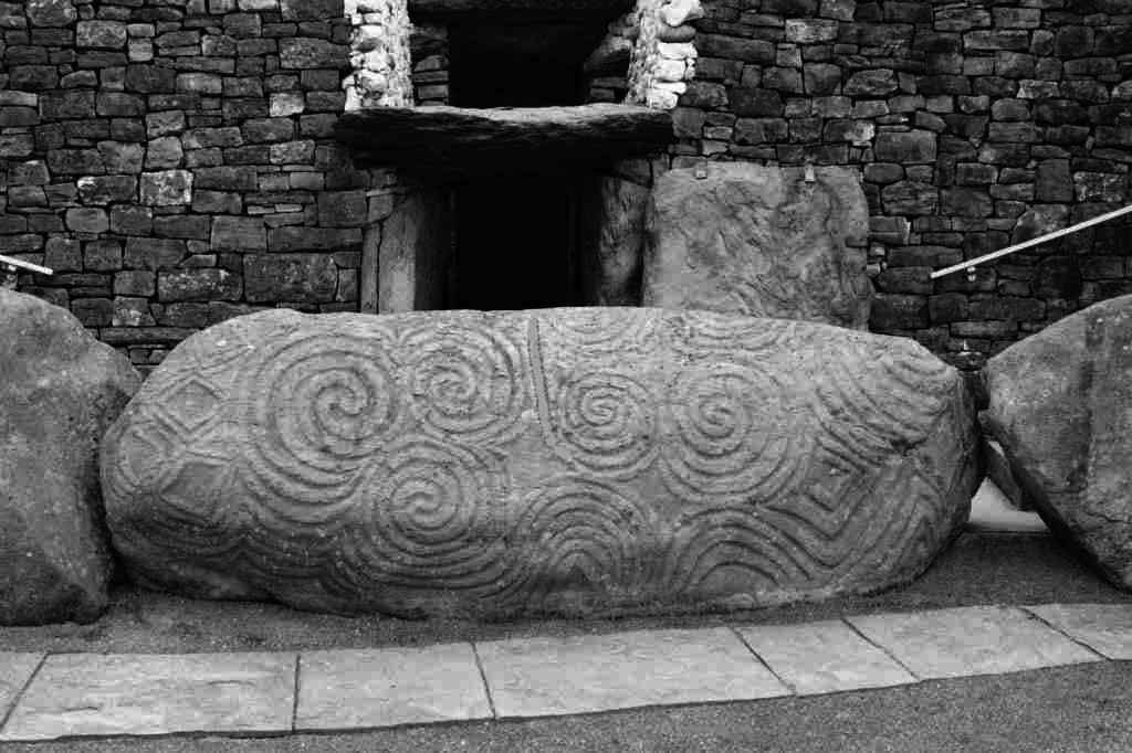 Newgrange art history leaving cert