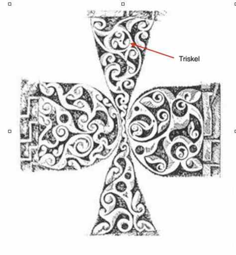 Turoes Stone Pattern