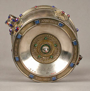 Underside of the Ardagh Chalice