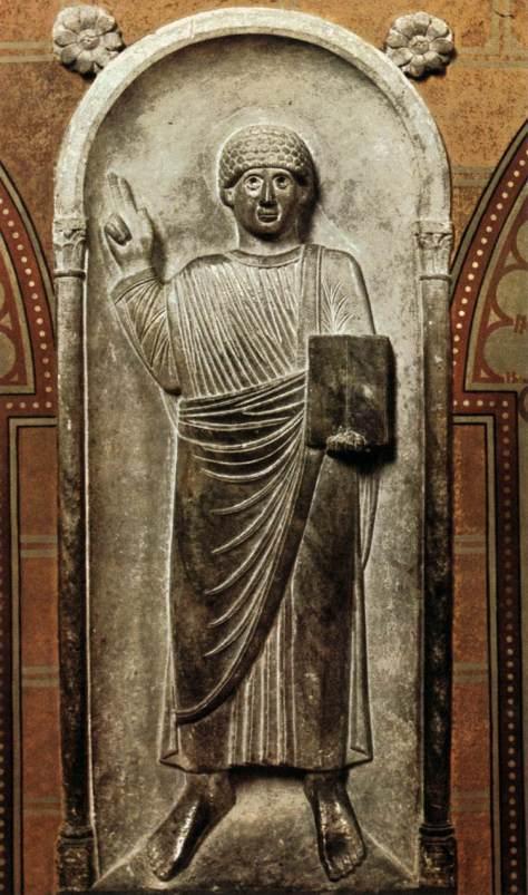 Apostle at St Sernin's