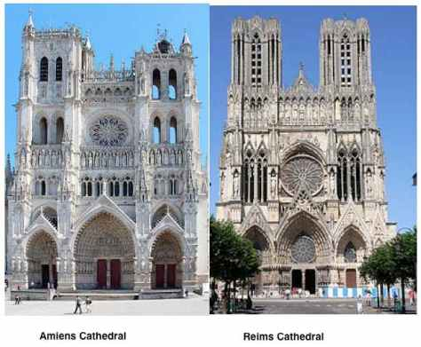 High/ Classic Gothic Churches