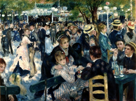 La Bal du Moulin de la Galette ( Dance at the Moulin de la Galette) 1976